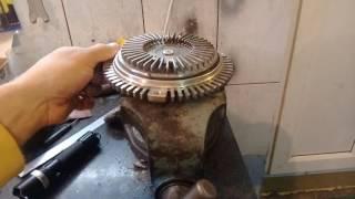 Гидромуфта вентилятора БМВ: проверяем, снимаем, выбираем новую