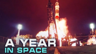 Out of This World Delivery. One-Year Mission: A Year In Space - Episode 3 @ Science