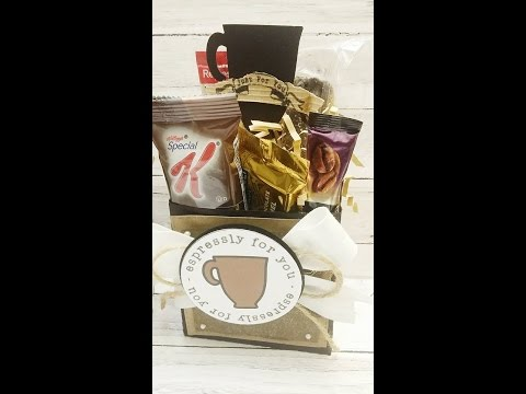 COFFEE THEMED GIFT SET | GREAT GIFT IDEA | TCC