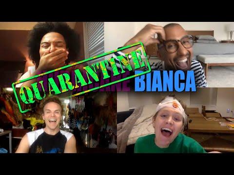QUARANTINE BIANCA:  Hurricane Bianca Cast Reunion in Lockdown