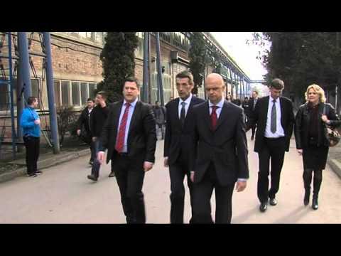 PREDSJEDNIK JOSIPOVIC POSJETIO HOLDING DJURO DJAKOVIC DNEVNIK