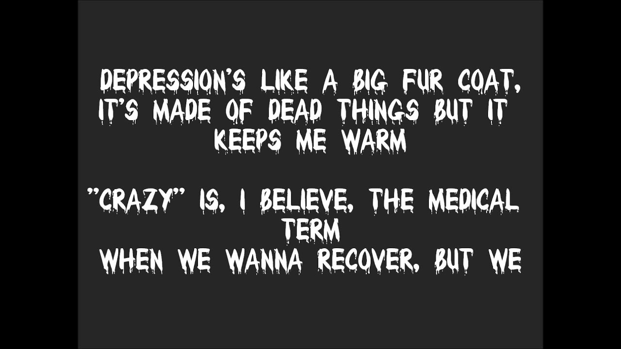 ICON FOR HIRE - ONLY A MEMORY LYRICS