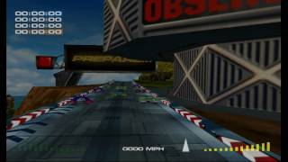 Mag Force Racing Sega Dreamcast Gameplay HD