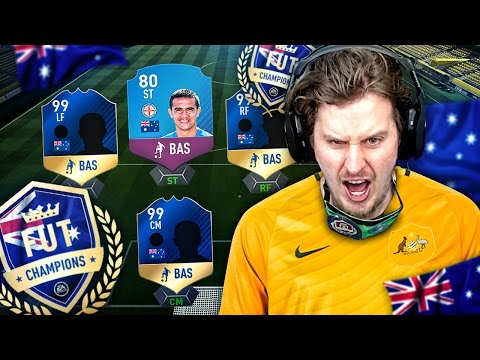 CHEAPEST SBC CARD EVER! THE IMPOSSIBLE TIM CAHILL AUSSIE FUT CHAMPS CHALLENGE! FIFA 17 ULTIMATE TEAM