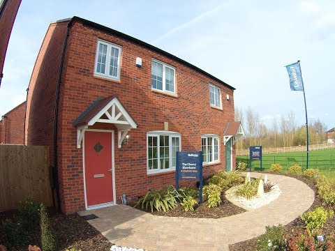 Bellway  Homes - The Cherry @ Sheasby Park, Lichfield By Showhomesonline