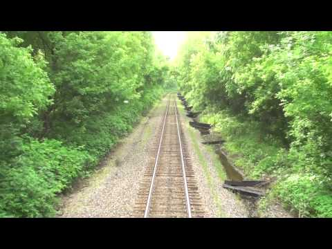 Amtrak Mississippi River Run: Pt. 2 - St. Paul Park to 115th Street