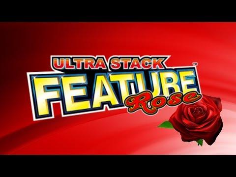 Ultra Stack Feature Rose Slot - NICE BONUS! - 동영상