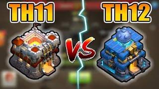 Th11 unbeatable war base. Th12 fail to 3 star this th11 war base | 4 replays
