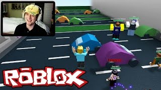 Roblox / Epic Mini Games with Facecam / Eaten by JAWS / Chad Alan Plays