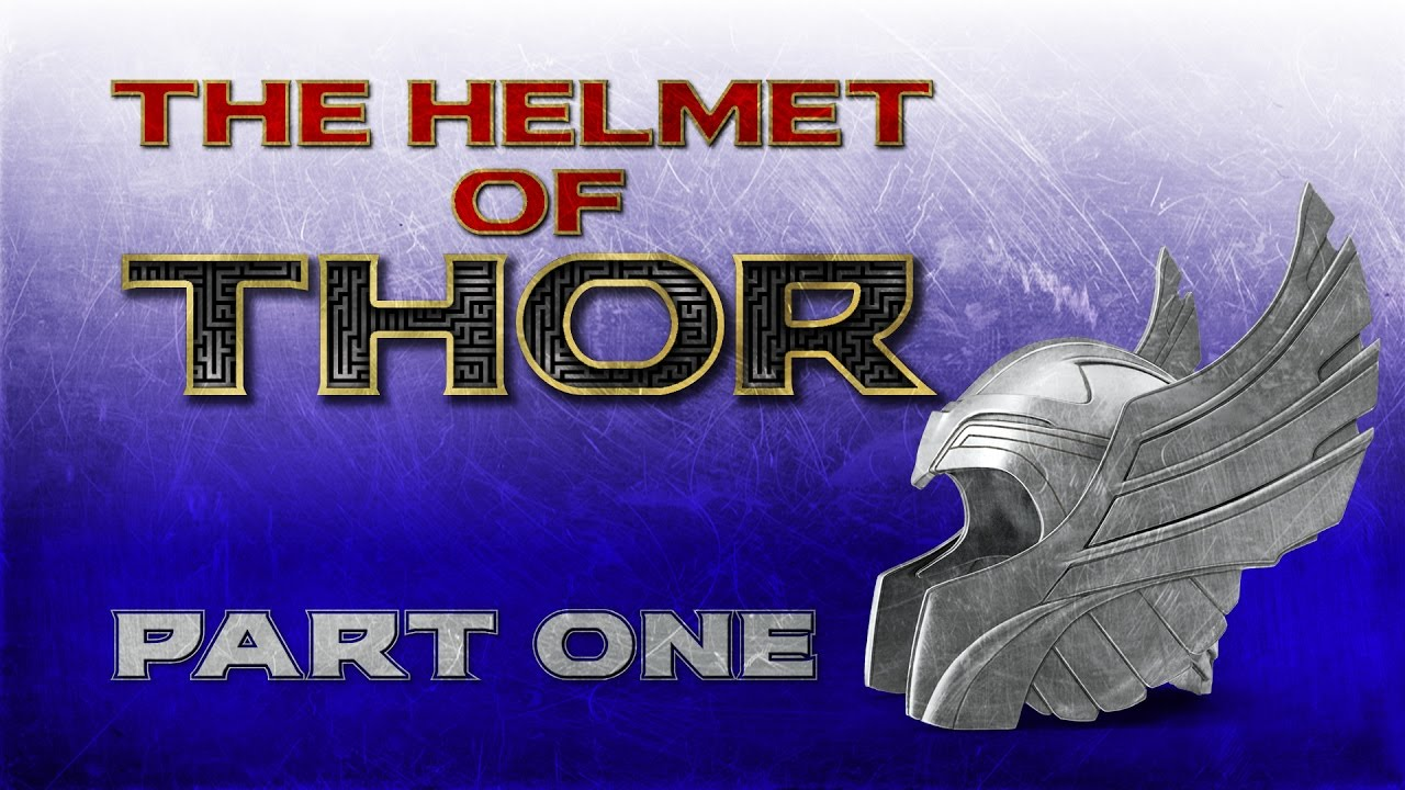 Thor foam helmet build part one with template youtube thor foam helmet build part one with template maxwellsz