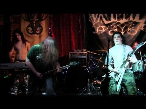 NORDHEIM - Beer, Metal, Trolls and Vomit!  (Invasion Infernale Fest 06.2012, Hamilton, ON)