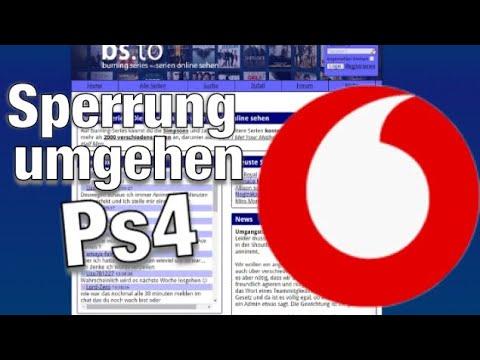 Bs.to - Vodafone Sperrung auf Ps4 umgehen!