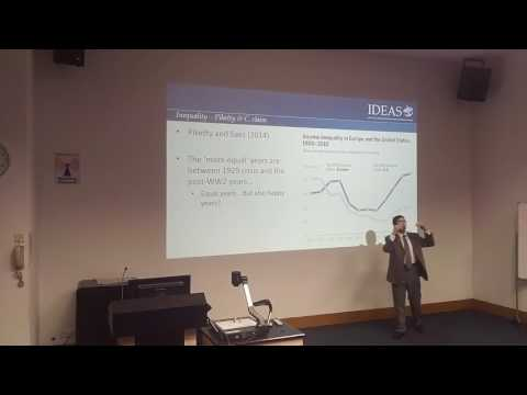 """Income Inequality: Myths and Truths"", by Dr Carmelo Ferlito (Subang Jaya, 09/08/2017) - Lecture"