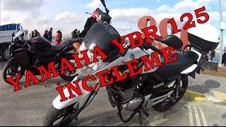 Yamaha YBR 125 İnceleme ve Honda CBR 125R ile Karşılaştırma