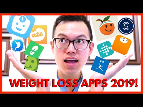 Doctor reviews WEIGHT LOSS APPS 2019