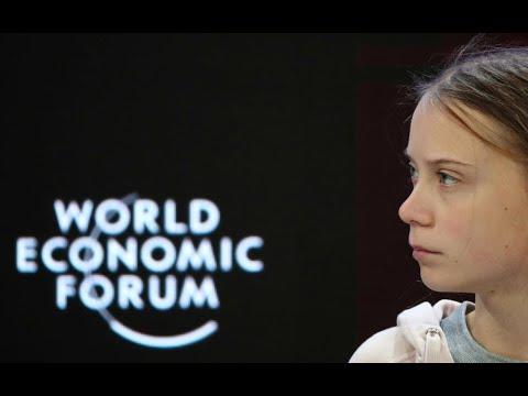 التحديات المناخية أبرز محاور مؤتمر دافوس في دورته الخمسين  - نشر قبل 40 دقيقة