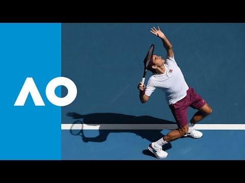 Roger Federer vs Tennys Sandgren  - Match Highlights (QF) | Australian Open 2020