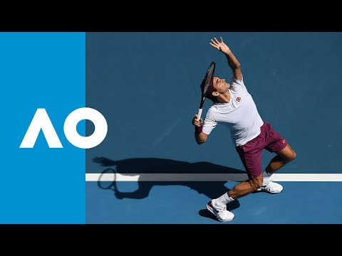 Roger Federer vs Daniel Evans | US Open 2019 R3 Highlights from YouTube · Duration:  2 minutes 56 seconds