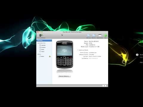 How to: Put Music on Your Blackberry Smartphone - Blackberry Desktop Manager