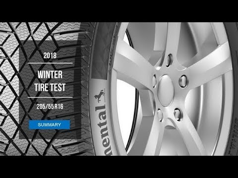 2018 winter tire test 205 55 r16 youtube. Black Bedroom Furniture Sets. Home Design Ideas