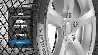 2018 Winter Tire Test | 205/55 R16