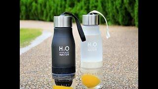 Бутылка для воды из Китая с алиэкспресс  My Bottle Water Cup H2O Drink More Water from China