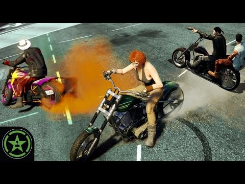 Let's Play - GTA V - Bikers: Dawn of the Christpunchers