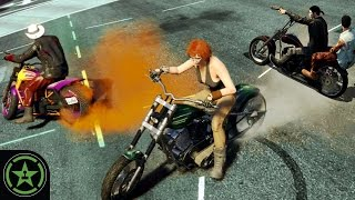 Let's Play: GTA V - Bikers: Dawn of the Christpunchers