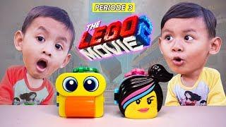 Unboxing Mainan The Lego Movie 2 Hadiah Mainan Happy Meal McD Terbaru | Duplo Alien 1, Wyldstyle