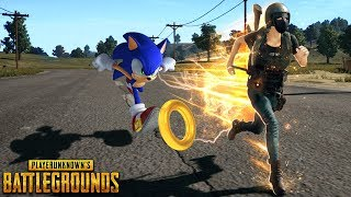 SUPER SONIC SPEED IN PUBG..!! | Best PUBG Moments and Funny Highlights - Ep.119
