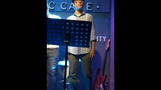 Chưa Bao Giờ Acoustic - Ú, Vilo at ABC Cafe