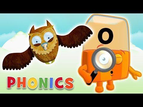 Phonics - Spelling Animals | Learn to Read | Alphablocks