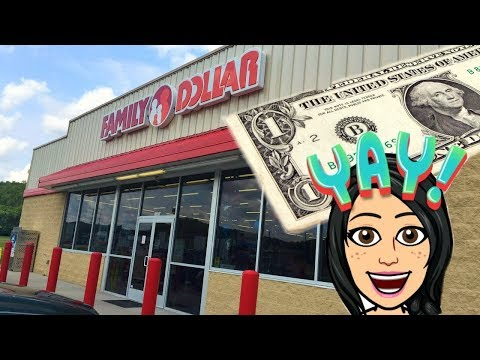 *LIVE* FAMILY DOLLAR SHOP WITH ME   BEST $1 DEALS!!!
