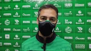((SÉRIE A)) Coletiva Marquinhos Santos