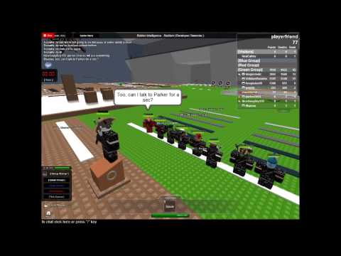 Roblox Intelligence - The Revolution