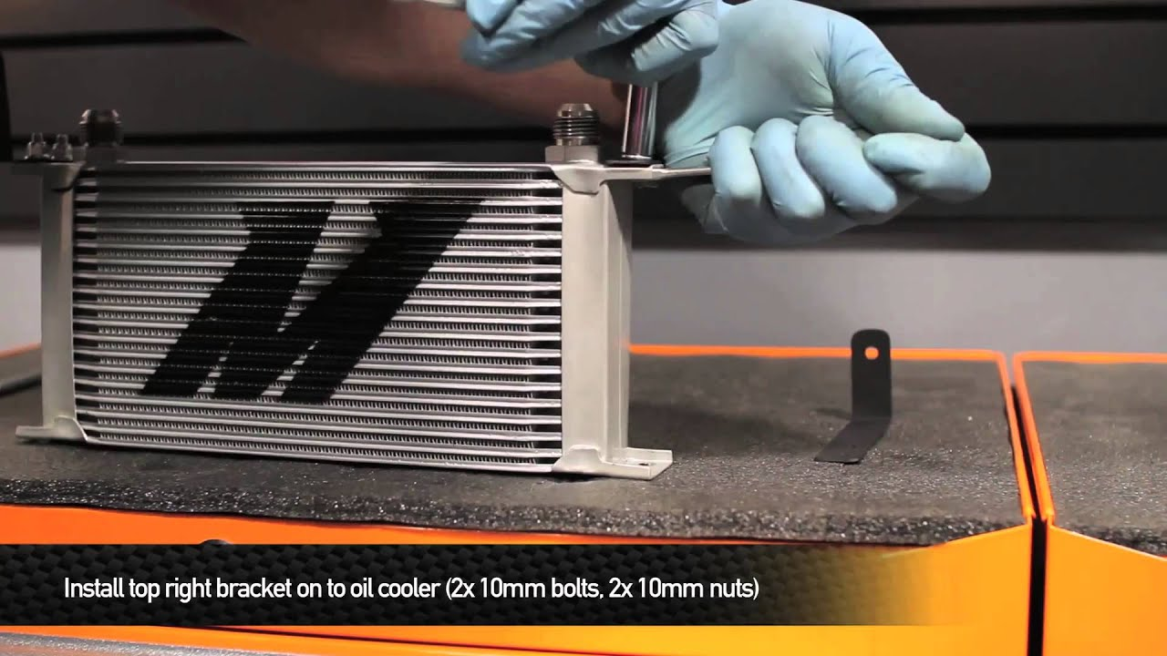 How to install mishimoto 2000 2009 honda s2000 direct fit oil cooler