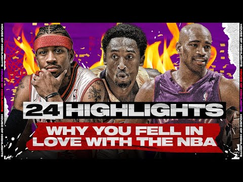 24 Highlights That Will Remind You Why You Fell in Love with The NBA