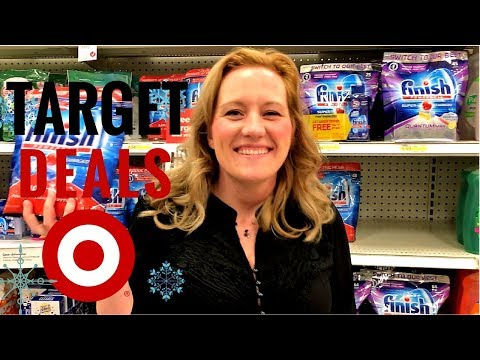 TARGET Couponing Weekly Video (1/14-1/20) Cheap Kombucha! Great Deals on Groceries & FREEBIES!