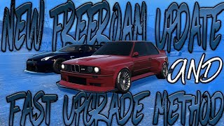 Need For Speed Payback New Freeroam Update and New Fast Upgrade method