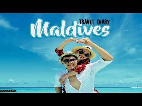 Travel Diary3: The Maldives // Centara Grand || PART 1 (2) โอ้...ทะเลแสนงาม...