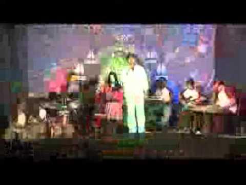 Eid Mappila Song Doha Stage Mubaraq Mubarak Mehafil Musics TV prog. - INDIA VISION 2010 Part 3