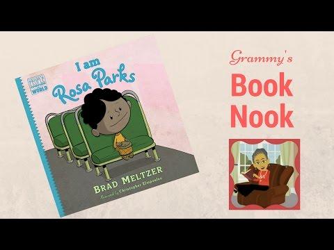 I am Rosa Parks | Children's Books Read Aloud