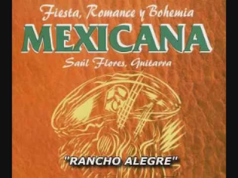 GUITARRA INSTRUMENTAL MIX 14 EXITOS MEXICANOS PEGADITOS INTERPRETA SAUL FLORES (RESUBIDO)