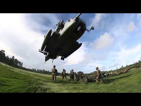 Marines Conduct HST Training