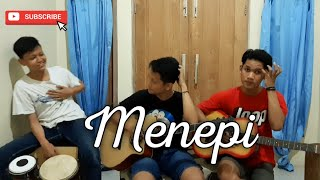 Menepi - Ngatmombilung (Cover by Gapuk Squad)