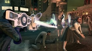 Saints Row 4 - ALL 3 Dubstep Guns