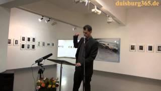 Eroeffnung der Johann Georg Mueller Ausstellung - cubus Kunsthalle Duisburg - Teil 2