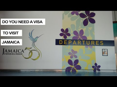 Do you need a visa to visit Jamaica