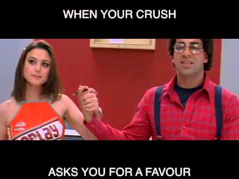 Funny Memes For Crush : Your crush says u look good funny video youtube