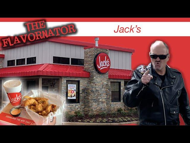 THE FLAVORNATOR VISITS: Jack's